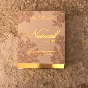 Too Faced Natural Face Palette NEW